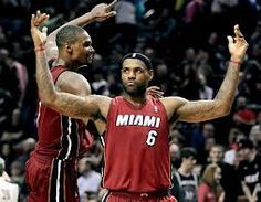 269b2ccfa9 Chris Bosh and Lebron James