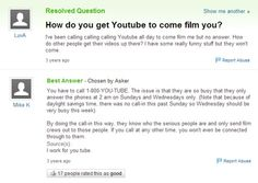 Funniest Yahoo Questions/Answers