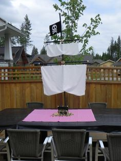 """Photo 2 of 18: Pirates! / Birthday """"Pirate Party"""" 