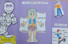 El blog de la maestra Berta: lapbook cuerpo humano Busy Bee, Learning Tools, Science And Nature, Family Guy, Princess Zelda, Education, Berta, Books, Fictional Characters