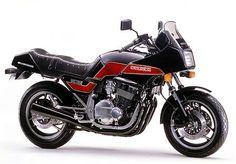 suzuki gsx 750 ef 1987