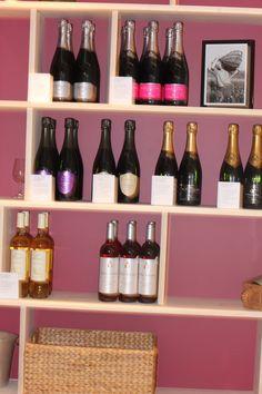 Petit aperçu de nos Champagnes et #Vin doux...