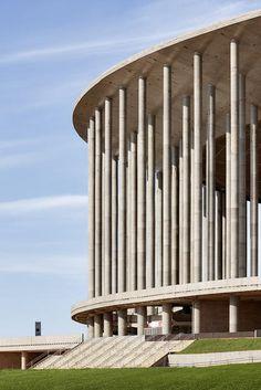 National Stadium | Brasília, Brazil |gmp Architekten von Gerkan, Marg und Partner | photo by Marcus Bredt