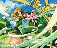 Magic Knight Rayearth, Nikki Love, Anime Artwork, Magical Girl, Manga Anime, Fan Art, Japanese, Comics, Retro