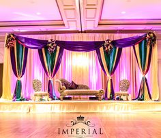 A Peacock Themed Event with a hint of Elegance! — Imperial Decor www.imperialdecorations.com