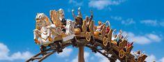 ★ Viziteaza parcurile de distractie din Europa - Portaventura, Legoland, Europa Park, Gardaland, Asterix, Vialand! Parka, Disneyland, Ceiling Lights, Europe, Disney Land, Ceiling Lamp, Disney Resorts, Ceiling Lighting