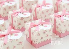 Wedding Favors And Gifts, Wedding Cake Boxes, Party Favors, Favours, Diy Birthday, Birthday Party Decorations, Baby Shower Decorations, Tea Party Wedding, Wedding Cards