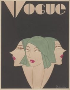Old Vogue Cover