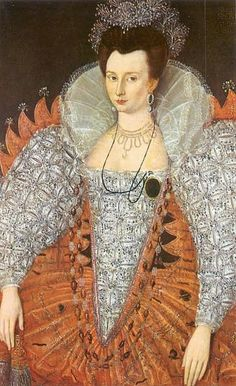 "Mary Fitton, a maid of honour to Queen Elizabeth I and a candidate for the ""Dark Lady"" of Shakespeare's sonnets, Shakespeare asserted that Fitton had ruined Shakespeare's life and that he died ""broken hearted for love of the Dark Lady ...interesting thing to find out about my family history."