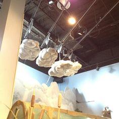 Clouds Children's Museum, Minnesota, Clouds, Ceiling Lights, London, Business, Mini, Instagram, Store