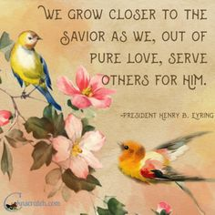 LDS Quotes from the General Women's Session of Conference April 2016