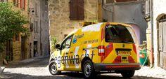 Wegenwacht in Frankrijk