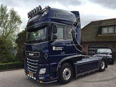 PUTTEN - Bakker Bedrijfswagens uit Harderwijk heefteen nieuwe,prachtige DAF FT XF 460 SSC afgeleverdaan Recyfood BV uit Putten.  De opbouw van de truck zoals onder andere de skirts, het slangenrek en de tranenplaat is gedaan door Sjaak Kentie. Het spuitwerk is gedaan door Cor van Winkoop en zijn mannen uit Ermelo en de opbouw van de truck is doorhet eigen team van Bakker Bedrijfswagens Harderwijk gedaan.  Recyfood is specialist in de verwerking en vernietiging van organische producten.