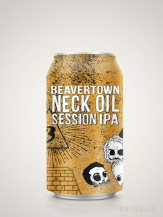 Beavertown Brewery - Neck Oil Can | Buy online at Honest Brew