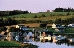 A place to commune with my inner Anne of Green Gables - Prince Edward Island, Canada