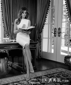 Our country's most beautiful First Lady! The First Lady Melania Trump! Trump Melania, Melania Knauss Trump, Melania Trump Interview, First Lady Melania Trump, Milania Trump Style, Malania Trump, First Ladies, Ivanka Trump, Classy Women