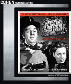 Jamaica Inn - Blu-Ray (Cohen Region A) Release Date: May 12, 2015 (Amazon U.S.)
