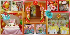 balloon decorations - Google Search