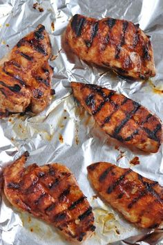 BBQ Cola chicken recipe
