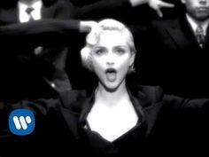 マドンナ、『Vogue』の未発表映像&音源をフィーチャーした動画がYouTubeに公開 | GENXY