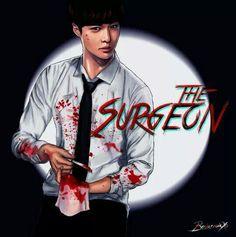 Lay - The Surgeon - EXO Mafia AU series