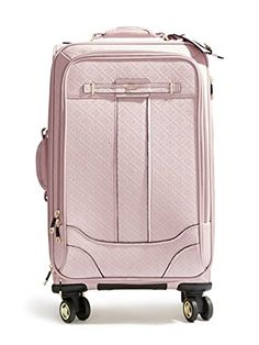 Guess Luggage Set Pink | Luggage And Suitcases