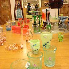 Okinawa -- Ryukyu glass