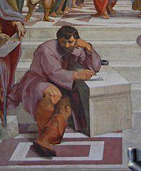 Raphaël - l'Ecole d'Athènes - Lankaart
