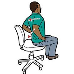 Two exercises to help undo damage of poor posture.