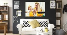 Your Photo on Canvas At the Lowest Prices on the Web! Let us help you to make the Ester amazing with our decorations! #easter #canvasdiscount #decor