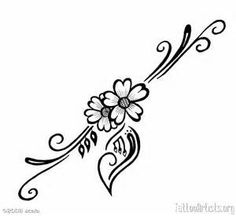 daisy tattoo vine - Yahoo! Image Search Results