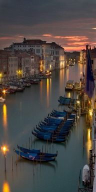 Venice, So Beautiful  This is definitely on my bucket list!