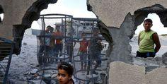Israel, Palestinians accept Egypt's 72-hour truce bid