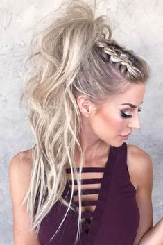 Trendy Prom Hairstyles for 2018