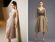 Tea length dresses vintage 2013