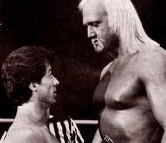 Rocky Vs Hulk Hogan