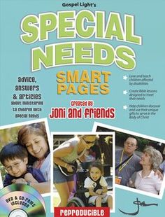 Children with autism often don't fit into typical church programs, resulting in frustration for parents, children and the churches themselves. In this mini-library of 150 articles, you will learn how to recruit and train people, how to meet the physical, social, emotional and spiritual needs of all children, and how to help kids use their unique gifts to serve the Body of Christ. A DVD and reproducible CD are included.
