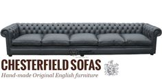 Chesterfield Sofa Range