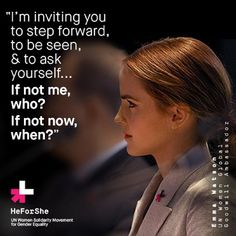 エマ・ワトソンさんの歴史に残る国連での名スピーチ(日本語字幕付)#HeForShe : ニューヨークの遊び方