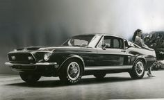 Mcqueen for a day 1968 ford mustang from the history channels 1967 ford mustang shelby photo gallery of archived road test from car and driver car images car and driver sciox Choice Image