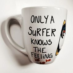 Only a Surfer knows the feeling...