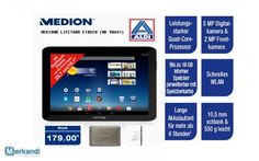 "Tablets LENOVO MEDION 10, 1"" HIGH MODELS! - Notebooks / Netbooks / Tablets 