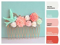 Paint colors from Chip It! by Sherwin-Williams https://www.pinterest.com/vintagedaydream/my-chip-it-creations/