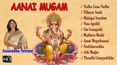 #LordGanesha #Songs #Devotional #Spiritual #TamilSongs #Jukebox - Aanai Mugam - Anuradha Sriram Devotional Songs, Lord Ganesha, Jukebox, Spirituality, Movies, Movie Posters, Film Poster, Films, Popcorn Posters