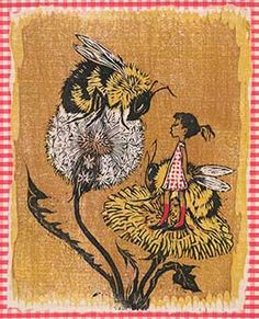 ≗ The Bee's Reverie ≗  a girl and her bees