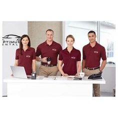W-Crandall Short Sleeve Polo (01947-01) Polo Shirt Logo, Custom Polo Shirts, Promotional Clothing, Us Shop, Branding Agency, Trading Company, Promote Your Business, Short Sleeve Polo Shirts, When Us