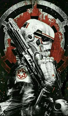 This poster makes him look menacing but then if you have seen a stormtrooper i - Star Wars Canvas - Latest and trending Star Wars Canvas. - This poster makes him look menacing but then if you have seen a stormtrooper in action you know they can't aim. Star Wars Fan Art, Star Wars Film, Star Trek, Star Wars Poster, Stormtroopers, Tableau Star Wars, Cuadros Star Wars, Images Star Wars, Pictures Of Star Wars