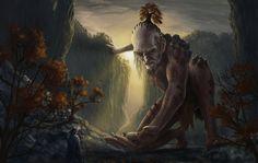 Mountain Giant - Train your Brain by Elderscroller.deviantart.com