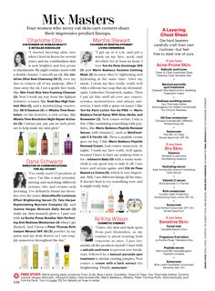 Allure Magazine. Skin Care. Korean Beauty Products.
