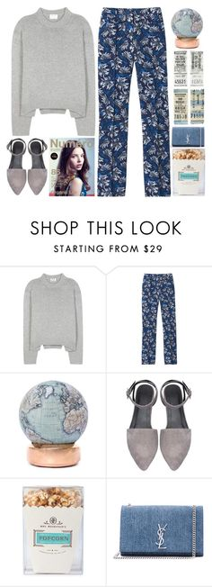 """around the world"" by doga1 ❤ liked on Polyvore featuring мода, Acne Studios, Rebecca Taylor, Bellerby & Co, Neiman Marcus, Yves Saint Laurent, women's clothing, women, female и woman"